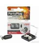 PartyPlug bouchon d'oreilles – 1 paire