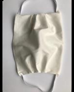 Stoffen mondmasker 2 lagen en opening voor filter