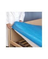 Matrasbeschermer in plastic