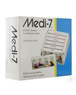 Boîte à pilules Medi7 - Néerlandais